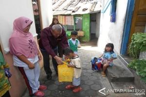 Pemkot Berikan Makanan Tambahan Balita