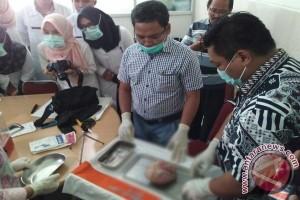 Bayi yang Membatu di Jambi Diawetkan untuk Keperluan Dunia Pendidikan