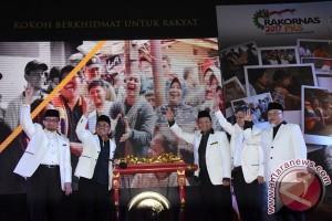 PKS: Rakornas Canangkan tahun 2017 sebagai Tahun Pengokohan