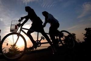 Bank Jateng Ajak Masyarakat Jelajahi Panorama dengan Bersepeda