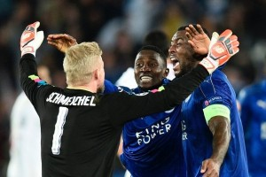 Sikat Sevilla 2-0, Leicester Melenggang ke Perempatfinal Liga Champions