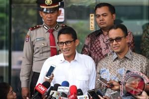 Sandiaga Uno Laporkan Perubahan Harta ke KPK
