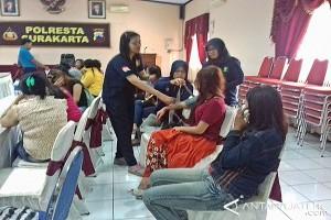 Razia Pekat, Belasan PSK di Solo Terjaring