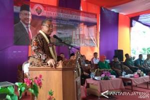 Menteri Desa Resmikan Pasar Kawasan Perdesaan Cilacap