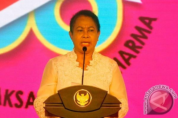Menteri Yohana: Setiap Perempuan Berisiko Terkena Kanker Serviks