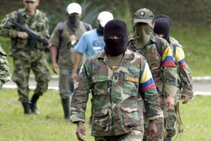 Pemberontak Kolombia Serahkan Ribuan Senjata