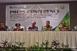 BPJS Ketenagakerjaan Monitoring dan Evaluasi Wilayah Jateng-DIY