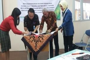 BPJS Ketenagakerjaan Kerja Sama dengan RS Diponegoro