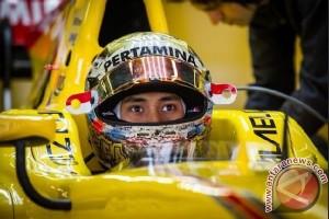 Pertamina Arden Gagal Tambah Poin di Balapan Sprint F2 Bahrain