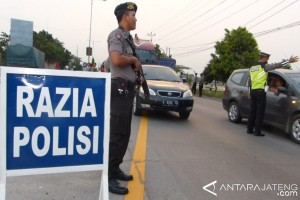 Polrestabes Semarang Bakal Tertibkan Pengguna Rotator Ilegal