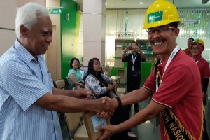 BPJS Ketenagakerjaan Cabang Yogyakarta Sambut May Day