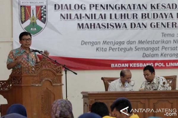 180 Pemuda Ikuti Dialog Pelestarian Nilai Budaya
