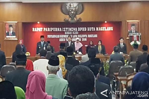 Rekomendasi untuk LKPJ Wali Kota Magelang