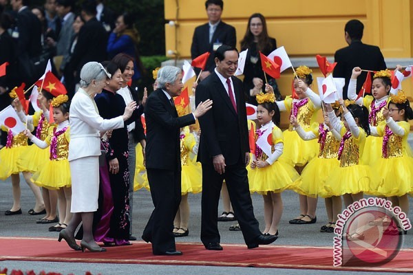 Kabinet Jepang Setujui RUU Izinkan Kaisar Turun Tahta