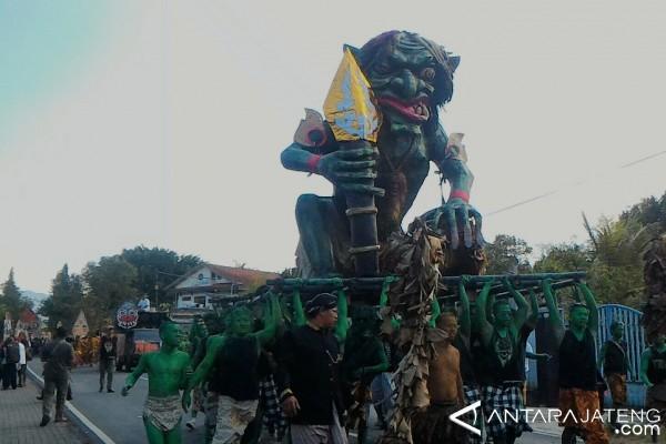 Gelar Budaya Wanurejo Promosikan Wisata Kawasan Borobudur