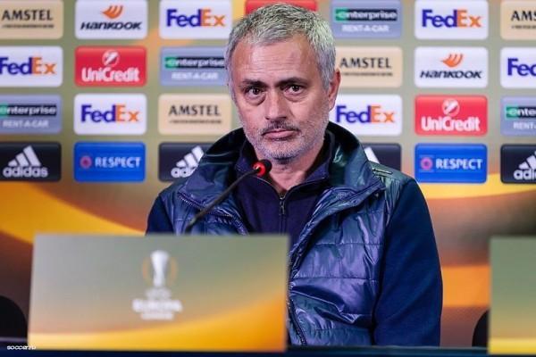 Mourinho: Liverpool Menjadi Ujian Berat Manchester United