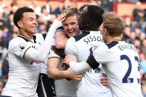 Klasemen dan hasil laga Liga Premier, Hotspur lolos ke Liga Chamipons