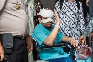 Polisi Tangkap AL Terkait Teror Penyiraman Terhadap Novel