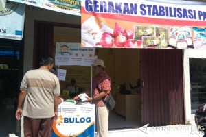1.000 RPK siap saluarkan bantuan pangan nontunai