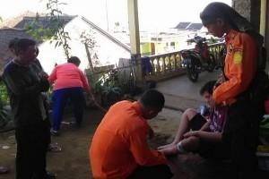 Kaki terkilir, Dua warga Ungaran pendaki Gunung Sumbing dievakuasi