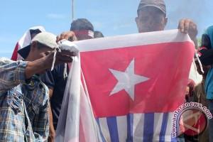 Koordinator Aksi KNPB Timika Ditangkap