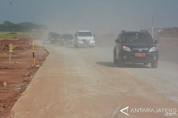 Bupati: Tol Batang-Semarang Siap Dilalui Kendaraan Pemudik