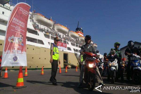 55.000 Pemudik Diprediksi Lewati Pelabuhan Semarang
