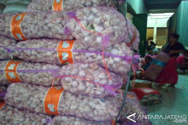 Harga Bawang Putih di Kudus Rp80 Ribu/kg