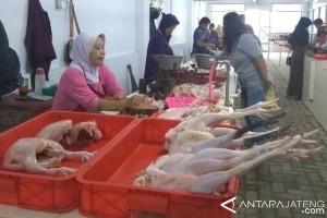 Harga Daging Ayam Ras di Purwokerto Rp35.000/Kg