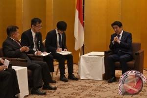 JK Berharap Indonesia dan Jepang Bermitra dalam Selenggarakan Asian Games