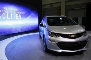 Mobil Listrik Chevrolet Bolt tersedia di Seluruh AS pada Agustus