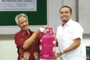 Pertamina Ajak PNS, Polisi, dan TNI Tinggalkan Elpiji 3 Kg