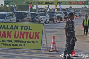 Antisipasi kemacetan, 32 mobile reader disiagakan di gerbang Tol Banyumanik