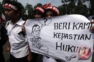 PGRI: Guru honorer jadi PR pemerintah