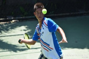 Petenis Solo Maju Final Junior Detec Open