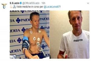 Gelandang Liverpool Lucas Leiva Siap Bergabung ke Lazio