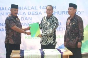 Desa Tanjungsari, Desa Sadar Jaminan Sosial Ketenagakerjaan
