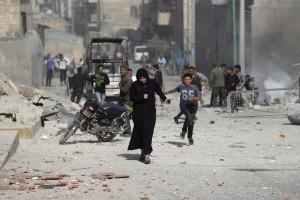 50 Gerilyawan Tewas Akibat Ledakan di Idlib, Suriah