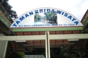 Tingkatkan Kunjungan, Objek Wisata Taman Krida Diperbaiki