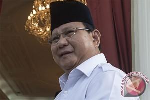 Konsolidasi Gerindra Jateng Menangi Pilgub, Prabowo Hadir