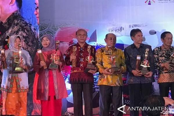 Kota Magelang Sabet Penghargaan Budhipraja pada Harteknas 2017