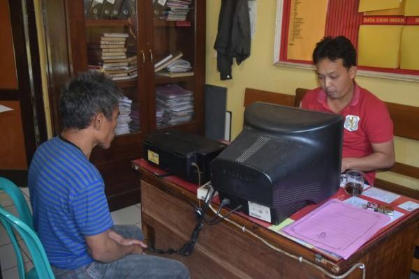 Polisi Amankan Pencuri yang Beraksi di RSUD Purbalingga