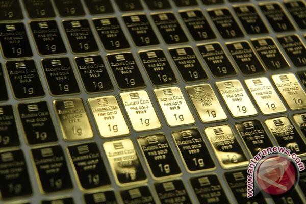 Emas Lanjutkan Kenaikan Keempat Berturut-turut