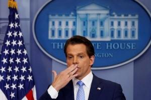 Anthony Scaramucci Direktur Komunikasi Gedung Putih Dipecat