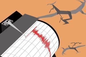 Belasan Rumah di Kebumen Rusak Terdampak Gempa