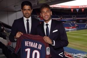 Debut Neymar Bersama PSG Melawan Amiens Terancam Batal