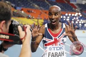 Farah Kembali Juara Dunia Lari di 10.000 Meter