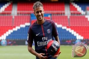 Neymar Hanya Nonton Saat PSG Bekuk Amiens 2-0