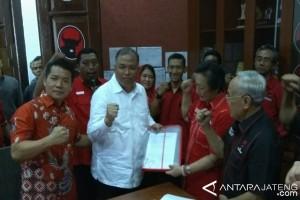 Mantan Pangdam Diponegoro Daftar Cawagub Melalui PDIP