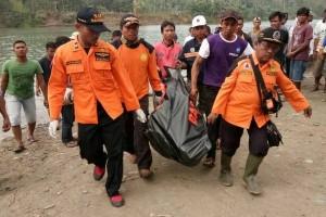 Dua Mayat Ditemukan di Sungai Klawing Purbalingga
